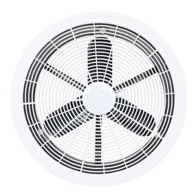 Exhaust Fan - 3.7W 280mm White