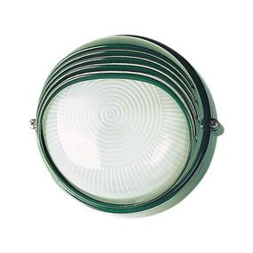 Wall Light - 240V E27 60W IP54 180mm Green