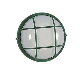 Wall Light - E27 60W IP54 240mm Green