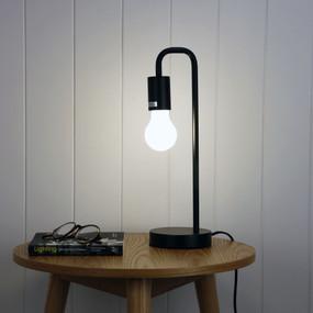 Table Lamp - E27 60W 380mm Black