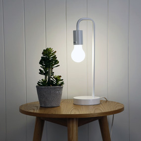 Table Lamp - E27 60W 380mm White