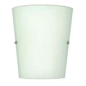 Contemporary Modern Wall Sconce - White
