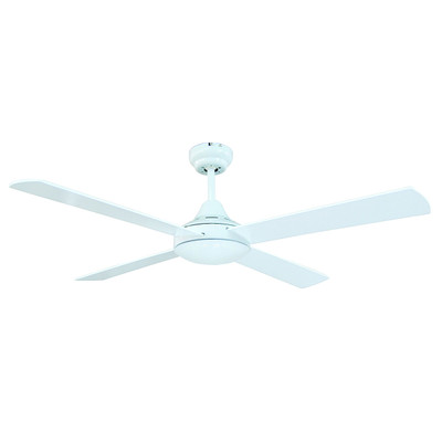 Tempo 48 Inch Ceiling Fan - White