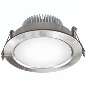 Light: UMBRA-II SMD LED Downlight - SATIN NICKEL