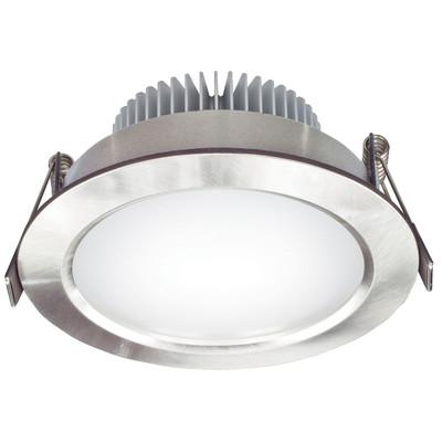 Light: UMBRA-II SMD LED Downlight - BRUSHED ALUMINIUM