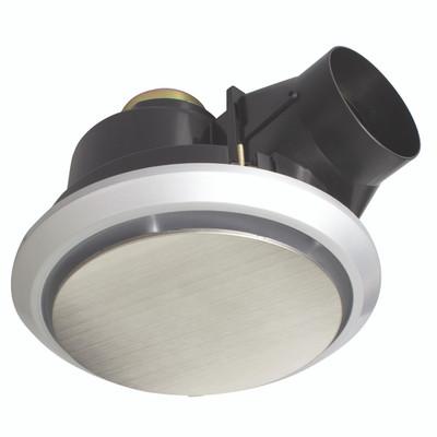 Light: TALON Round Exhaust Fan - STAINLESS STEEL
