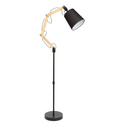 Light: PIX Floor Lamp - BLACK