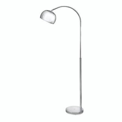 REACH Mini Floor Lamp - CHROME