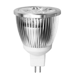 Light: LED MR16 8W SMD Globes - WARM WHITE