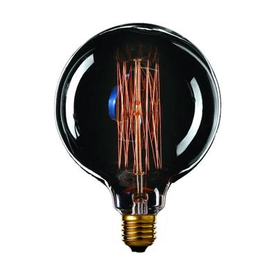 Vintage Filament G125 Edison Globe - E27 base