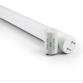 Light: LED T8 18W Acrylic Tubes - COOL WHITE