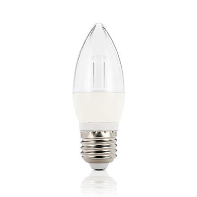 Light: LED Candle Globes - WARM WHITE (E27 base)