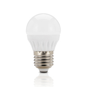 Light: LED Fancy Round Globes - WARM WHITE (E27 base)