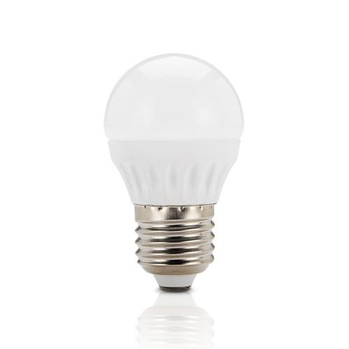 Light: LED Fancy Round Globes - WARM WHITE (E27 base)