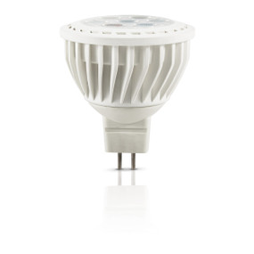 Light: LED MR16 6W Reflector Globes - WARM WHITE