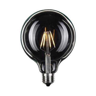 Moon Beam LED Vintage Filament G125 Globe - Clear