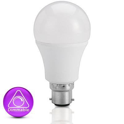 Light: LED Classic 8W Globes - COOL WHITE (E27 base)