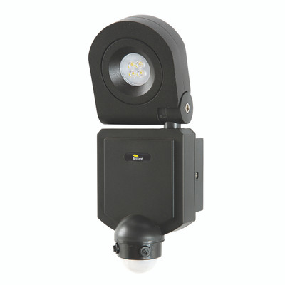 Light: ARCOLUX LED Security Lights - CHARCOAL