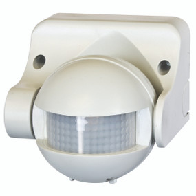Light: UNI-SCAN 180 degree PIR Security Sensor - WHITE
