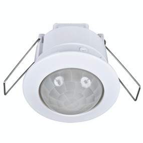 Light: EYE 360 Recessed PIR Security Sensor - WHITE