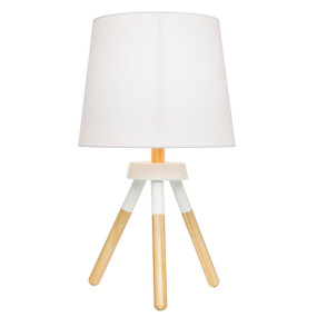 Light: GIAN Small Table Lamp - WHITE