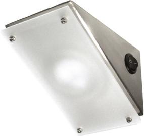 Light: BASEL Cabinet Light - BRUSHED CHROME