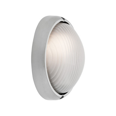 Coogee Small Oval Aluminium Wall Light