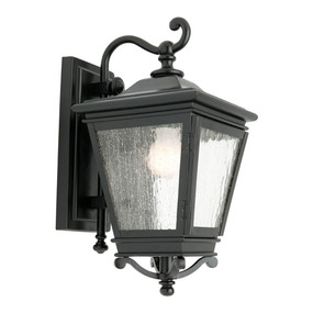 Marine Grade Period Coach Light Black