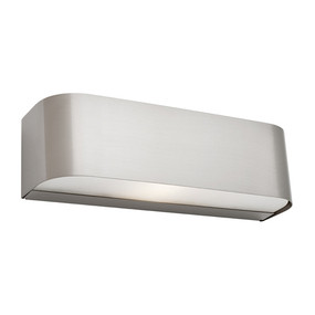 Graceful 1 Light Satin Chrome