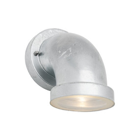 Maritime Galvanized LED Light