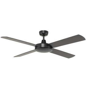 Tempest 52 Inch Ceiling Fan - Black
