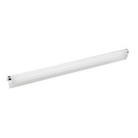 Vanity Light - 12W 800lm 4200K 600mm Silver Slimline