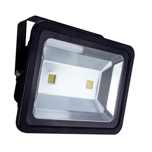 Avenger 100W LED Flood Light - Black