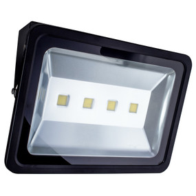 Avenger 200W LED Flood Light - Black