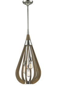 Pendant Lights | BONITO Series: E27 pendant light - Medium 3 x E27