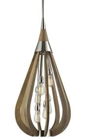 Pendant Lights | BONITO Series: E27 pendant light - Large 6 x E27