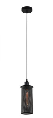 Pendant Lights | VENETO series: Aged Decorative Light - 1 E27 Globe
