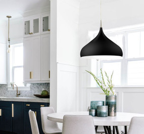 Industrial Pendant Light - Variable Cord - ARA9