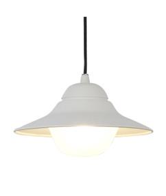 Exterior Pendant Lights | SPY series: Exterior Pendant Light - White