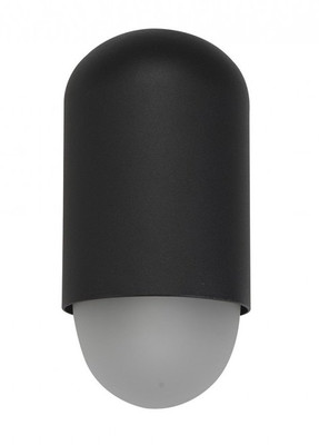 Magnum Series: Wall Light - Black