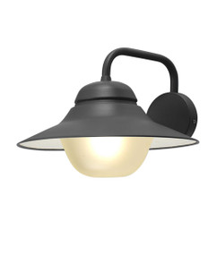 Exterior Wall Lights | SPY series: Exterior Wall Light - Black