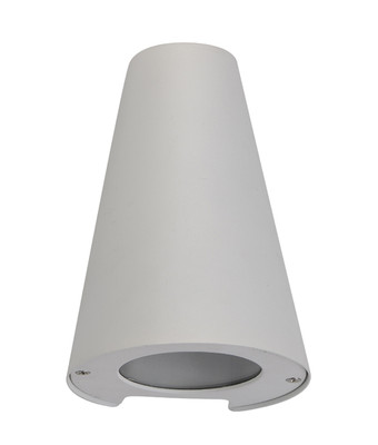 Torque Series: Wall Light - White