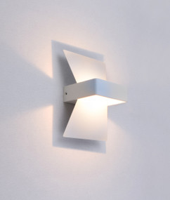 Charming LED Refined Interior Wall Light - Iron Alum