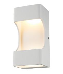 Sconces   CITY Series-OSLO: LED interior wall light - Aluminium