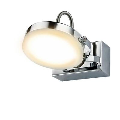 Sconces | CITY Series-SEATTLE: LED Interior Wall Light - Single Adjustable Head