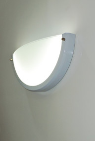 CRESCENT series: LED Interior Wall Light - 7W Neutral White Lighting
