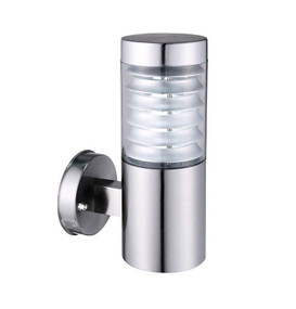 Stylish Stainless Steel Outdoor Wall Light
