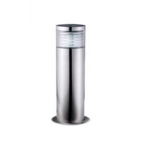 Stylish Stainless Steel Bollard - Short