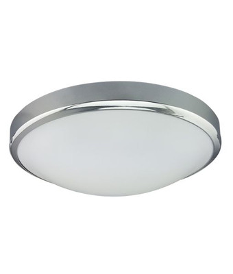 Flush Mounted and Oyster Lights | LED chrome trim oyster