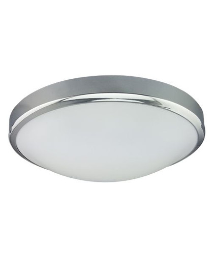 Flush Mounted and Oyster Lights   LED chrome trim oyster
